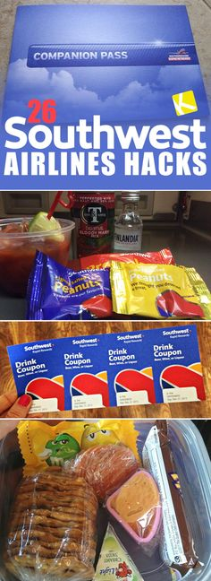26 Southwest Airlines Hacks That Will Save You Serious Cash - Trying to book a cheap flight for an upcoming family vacation? Check out these Southwest Airlines savings tricks — I've used them to save some serious money! Disney Vacations, Disney Trips, Vacation Trips, Vacation Ideas, Disney Travel, Vacation Travel, Family Vacations, Disney Cruise, Disney Tickets
