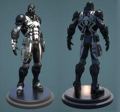 Comicon Challenge 2014|Agent Venom - Standbyrichcareylol