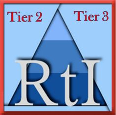 Explanation of how one school implements Tiers 2 and 3 in their school
