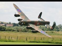 GIANT SCALE RC AVRO LANCASTER 152cc 17ft SPAN - RC MODEL AIRCRAFT SHOW B...