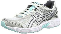Oferta: 12.92€. Comprar Ofertas de ASICS Patriot 7 - Zapatillas de running para mujer, color blanco (white/vanilla ice/aqua splash 0102), talla 39 barato. ¡Mira las ofertas!