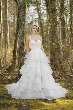 Best Use For Ex Wifes Wedding Dress Snow Camo