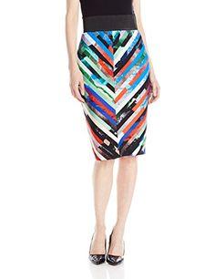 Milly Women's Mirage Stripe Mitered Skirt, Multi, 0 MILLY https://www.amazon.com/dp/B018Y8BAKS/ref=cm_sw_r_pi_dp_x_HHtcybJ8EHY3W