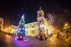 Happy new year! #nicaragua #granada #fiesta