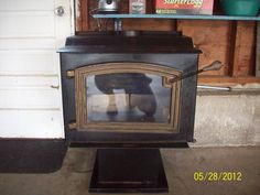 wood burning stove :craigslist: ct $125