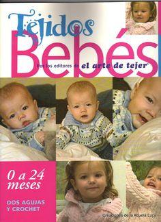 TRICOT Y CROCHET BEBES 0-24 - Lucy Torres - Álbuns da web do Picasa