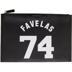Givenchy Favelas Large Envelope ($455) ❤ liked on Polyvore featuring bags, handbags, clutches, multi, givenchy, givenchy purse, pvc handbags, givenchy handbags and pvc purse