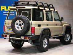 2015 Prado JDM model with all the gear
