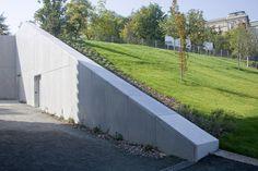 #concrete #buttress