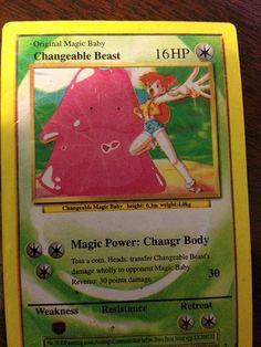 Pokemon card bootleg