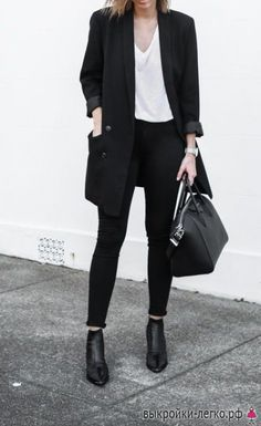 Minimal Fashion Style Tips. Minimal fashion Outfits for Women and Simple Fashion Style Inspiration. Minimalist style is probably basics when comes to style. Mode Outfits, Fall Outfits, Casual Outfits, Fashion Outfits, Womens Fashion, Woman Outfits, Office Outfits, Fashion Weeks, Edgy Work Outfits