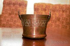Medené nádoby - 1