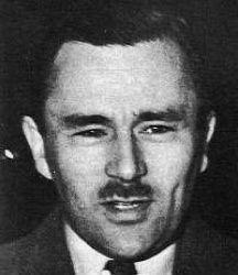 "John George Haigh (July 1909 — August the ""Acid Bath Murderer"", was a serial killer in England during the He was convi. Murder Most Foul, Natural Born Killers, Life Of Crime, Evil People, Criminology, Criminal Minds, Serial Killers, Mug Shots, True Crime"