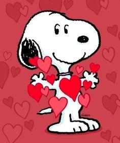 by Florynda del Sol ღ☀¨✿ ¸.ღ ♡♥♡Happy Valentine's day! Peanuts Cartoon, Peanuts Snoopy, Valentines Day Drawing, Happy Valentines Day, Valentines Hearts, Snoopy Valentine's Day, Snoopy Und Woodstock, Snoopy Pictures, Snoopy Wallpaper