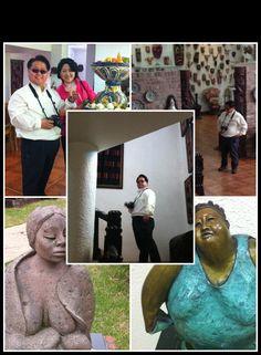 중남미박물관에서 2012년 여름에