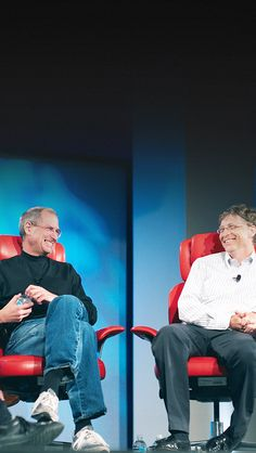 It is a fact that Bill Gates and Steve Jobs have revolutionized the digital world. They have implemented their ideas into reality. Both Bill Gates and Steve Jobs have Bill Gates Steve Jobs, Knowledge Worker, Complex Systems, Warren Buffett, Looking For People, Stanford University, Business Intelligence, Financial News, Apple Inc