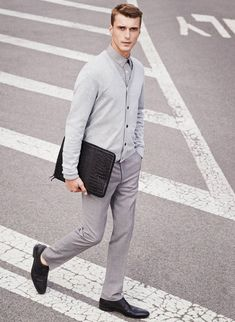 Clement Chabernaud for Dressed by HandM Fall 2014