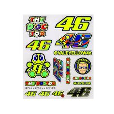VR46 BIG STICKERS | VR46 Store