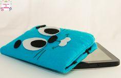 Capa para tablet inspirada na Turma da Mônica!  #clubedaaninha #anapink #turmadamonica #diy #handcraft #artesanato #crianças #kids