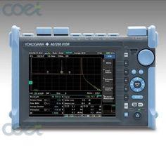 YOKOGAWA-AQ7280-7282A-SM-OTDR-1310-1550nm-38-36dB-Fiber-Optic-OTDR-tester