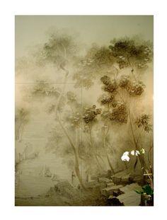 Chinoiserie Art | Classical Mural.Interior Design.: Classical Mural.Interior Designer ...