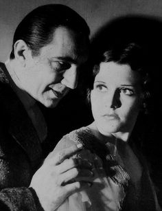 Bela Lugosi The Black Cat (1934)