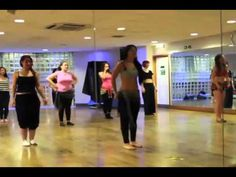BELLY DANCE LESSON WORK OUT (FULL) BELLY DANCING - YouTube Melissa Belly Dance  http://melissabellydance.com