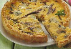 Quiche de Cogumelos e Queijo - https://www.receitassimples.pt/quiche-de-cogumelos-e-queijo/
