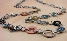 Wearable Hardware Jewelry in jewelry  with Recycled Jewelry