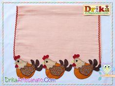 Patchwork moldes galinha charmosa em patch aplique | Drika Artesanato - O seu Blog de Artesanato.