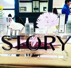 Story Seoul at the Hope Fair in Bangkok, Thailand to raise funds for the Mercy Charity.