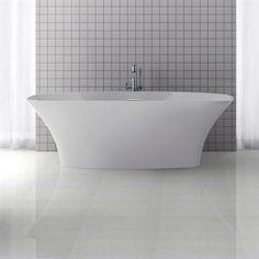 "Americh International Roc Collection Varna Freestanding Bathtub (71"" x 31"" x 23"")"