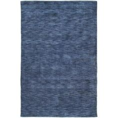 Kaleen Renaissance Blue 7 ft. 6 in. x 9 ft. Area Rug