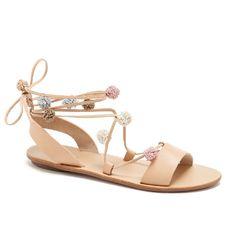 Boho Chic-Saskia Strappy Sandal- perfect for summer