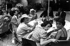 MEXICO. Town of Tepotzotlan. Upper class wedding party. 1984. Magnum Photos Photographer Portfolio