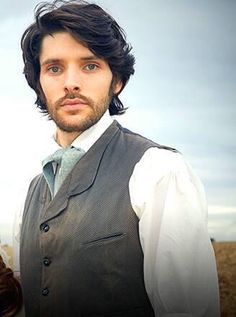 I have no words. Ok, I do: Could he BE any sexier? #ColinMorgan