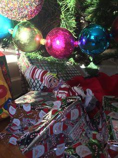 My elf under the tree