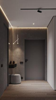 Home Building Design, Home Room Design, Home Design Plans, House Design, Showroom Interior Design, Modern Interior Design, Interior Architecture, Home Entrance Decor, Home Decor