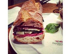 Sandwich de Pastrami en Onegoshop