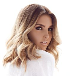 Bronde - the perfect in-between colour for those who want to go lighter but don't want to commit to a lighter blonde. This sun kissed bronde has subtle root stretch and gentle highlights around the face to contour and brighten the complexion.