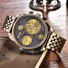 Luxury Big Size Antique Full Steel Wristwatch //Price: $24.92 & FREE Shipping //     #coupon