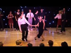 What was my life before I knew what blues dancing was?! ESDC 2013 - Slow Swing  Blues - Finals - Spotlights - YouTube