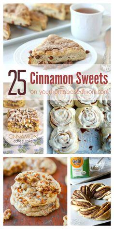 25 Cinnamon Sweets o