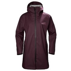 Shop for Women's Helly Hansen Copenhagen Raincoat Wild Rose. Get free delivery On EVERYTHING* Overstock - Your Online Women's Clothing Destination! Helly Hansen, Raincoat, Jackets, Copenhagen, Fashion, Ladies Raincoats, Rain Jacket, Down Jackets, Moda