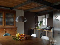 65 mq una casa che si sviluppa in verticale - Cose di Casa