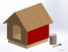 Image intitulée Build a Dog House Step 16