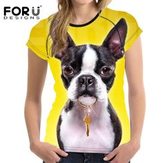 Women's Boston Terrier Messenger Crossbody Bag-Different Styles Collars For Women, T Shirts For Women, Boston Terrier Dog, Pet Clothes, Picture Show, Different Styles, Colorful Shirts, Crossbody Bag, Dogs