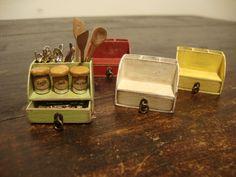 Puppenhaus Miniatur-Zubehör für die Küche
