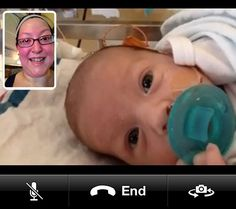 Video Chatting with Baby! | Disney Baby