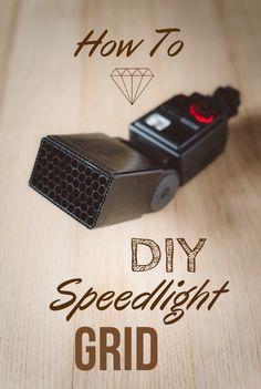 How To Make a DIY Honeycomb Strobe / Flash / Speedlight Grid with Straws - DIY Photography Flash Photography Tips, Photography Lighting Setup, Photo Lighting, Photography Equipment, Photography Backdrops, Light Photography, Photography Tutorials, Photography Lessons, Inspiring Photography